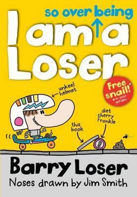 Smith, Jim / I am so over being a Loser