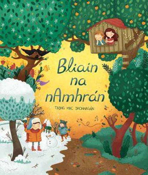 Mac Dhonnagáin Tadhg - Bliain na nAmhrán - ( le CD istigh ) HB - As Gaeilge  - Songbook - BRAND NEW