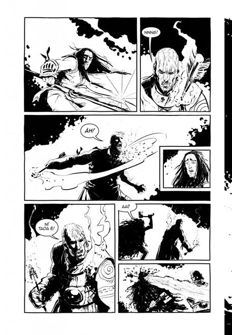 Bolger, Paul & Devlin, Barry - Cú ( Leabhar a 2 ) - Coimirceoir - PB - Leabhar Grafach / Graphic Novel
