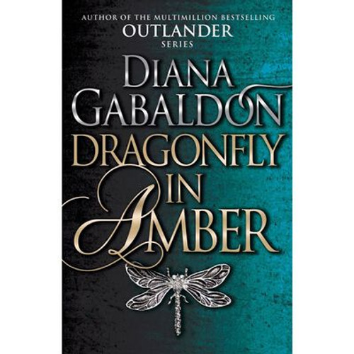 Gabaldon, Diana - Dragonfly in Amber ( Outlander Series - Book 2) BRAND NEW - PB