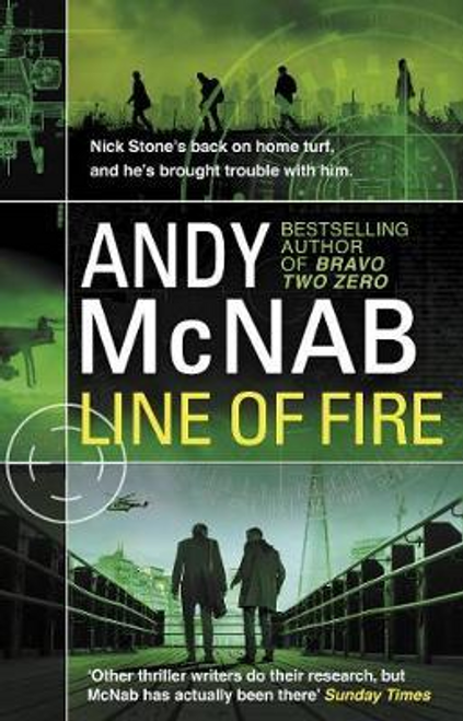 McNab, Andy / Line of Fire