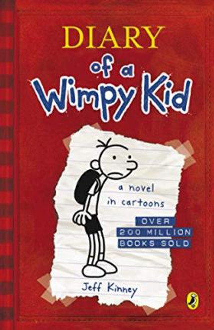 Kinney, Jeff - Diary of a Wimpy Kid ( Wimpy Kid - Book 1 ) - PB BRAND NEW