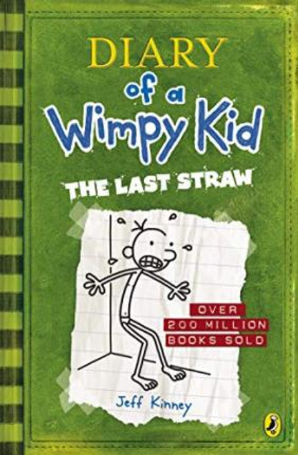 Kinney, Jeff - The Last Straw ( Wimpy Kid - Book 3 ) - PB - BRAND NEW