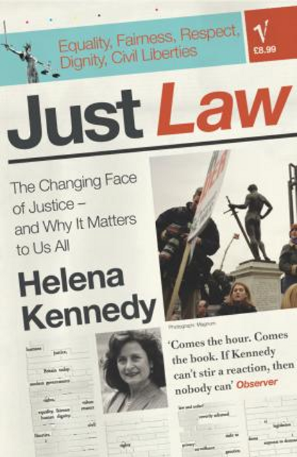 Kennedy, Helena / Just Law
