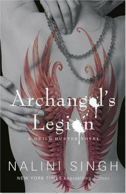 Singh, Nalini / Archangel's Legion : Book 6