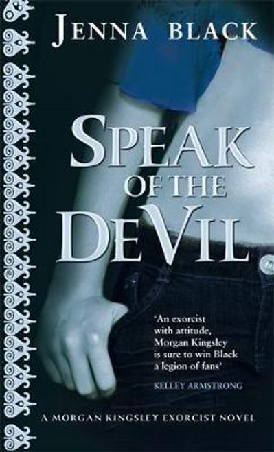 Black, Jenna / Speak Of The Devil