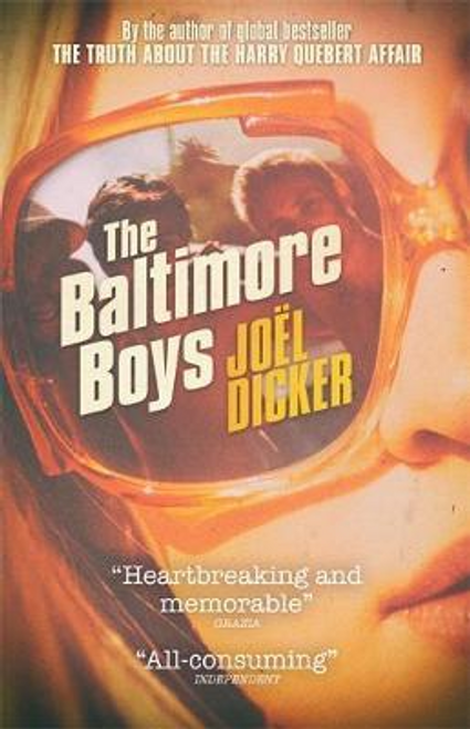 Dicker, Joel / The Baltimore Boys