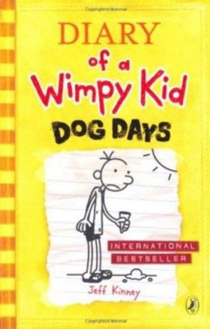 Kinney, Jeff - Dog Days ( Wimpy Kid - Book  4 ) - BRAND NEW - PB