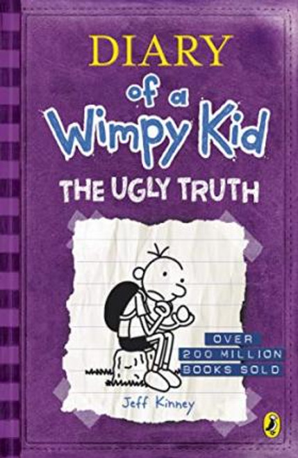Kinney, Jeff - The Ugly Truth ( Wimpy Kid - Book  5 ) - BRAND NEW - PB