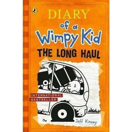 Kinney, Jeff - The Long Haul  Wimpy Kid - Book  9 ) - BRAND NEW - PB