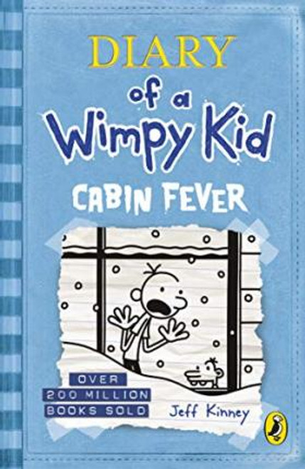 Kinney, Jeff - Cabin Fever ( Wimpy Kid - Book ) -BRAND NEW - PB