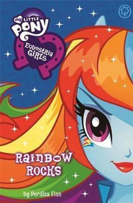 Finn, Perdita / My Little Pony: Equestria Girls: Rainbow Rocks!