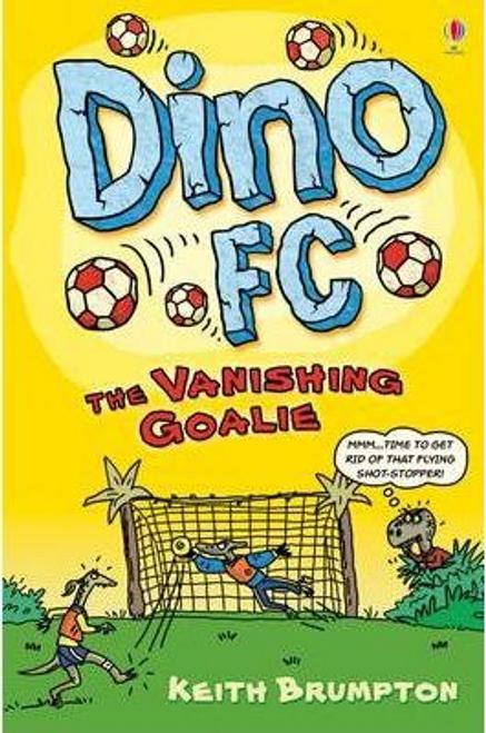 Brumpton, Keith / The Vanishing Goalie