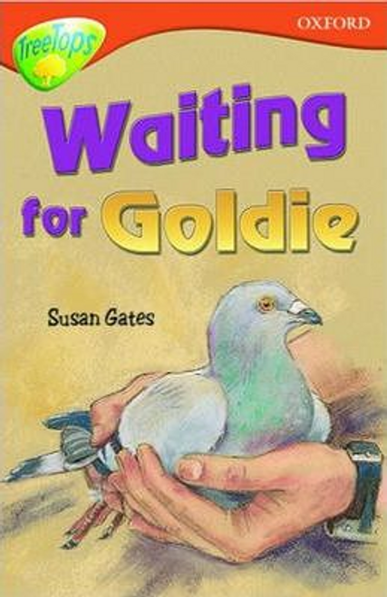 Gates, Susan P. / Waiting for Goldie