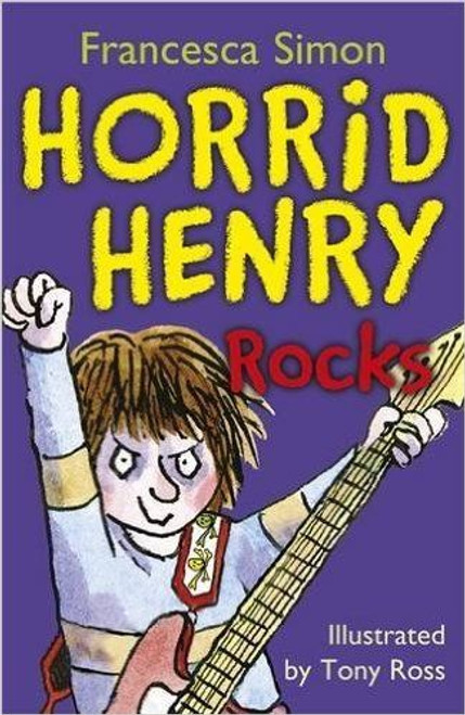 Simon, Francesca - Horrid Henry Rocks - PB - BRAND NEW