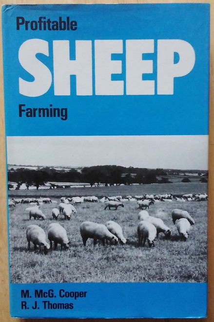 Cooper, M & Thomas, R.J - Profitable Sheep Farming - HB 5th Ed 1982 - Agriculture