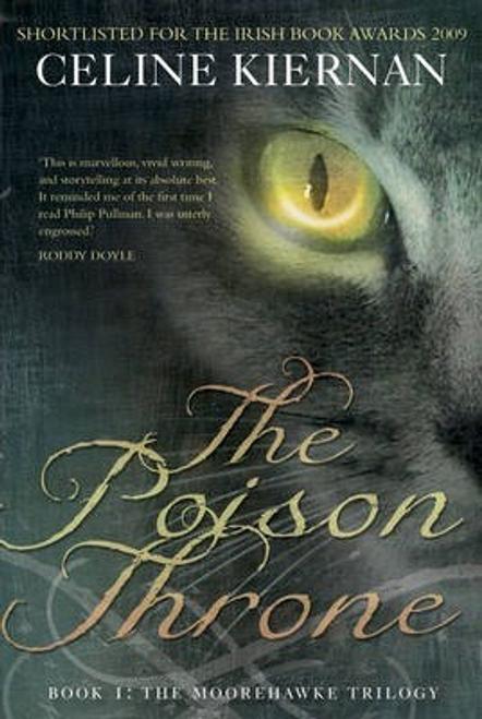 Kiernan, Celine / The Poison Throne (Large Paperback)