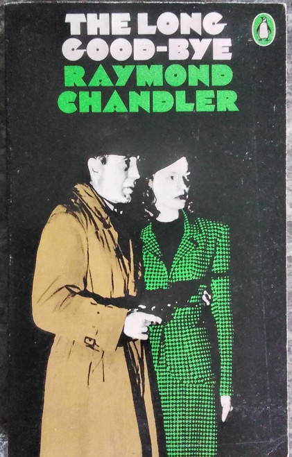 Chandler, Raymond - The Long Goodbye - PB Vintage Penguin Crime - 1976 ( originally 1953)