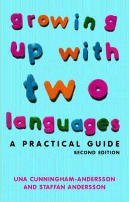 Cunningham-Andersson, Una / Growing Up with Two Languages (Large Paperback)
