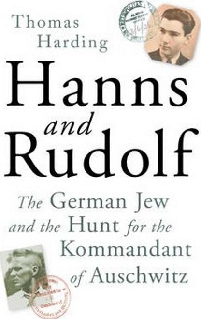Harding, Thomas / Hanns and Rudolf (Large Paperback)