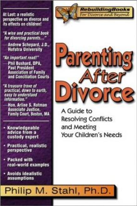 Stahl, Philip Michael / Parenting After Divorce (Large Paperback)