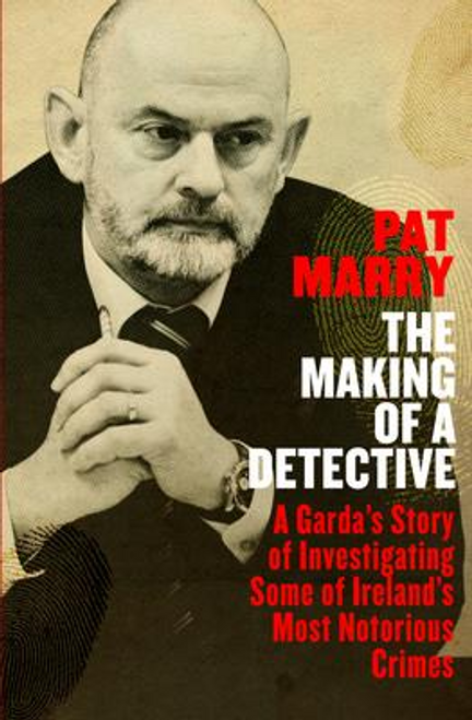 Marry, Pat / The Making of a Detective (Large Paperback)