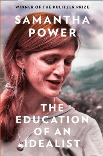 Power, Samantha / The Education of an Idealist (Large Paperback)