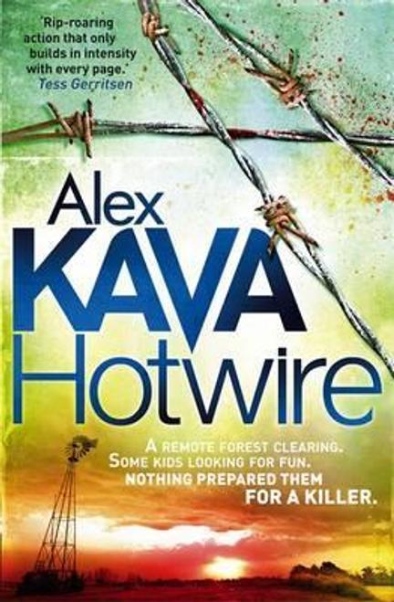 Kava, Alex / Hotwire (Large Paperback)