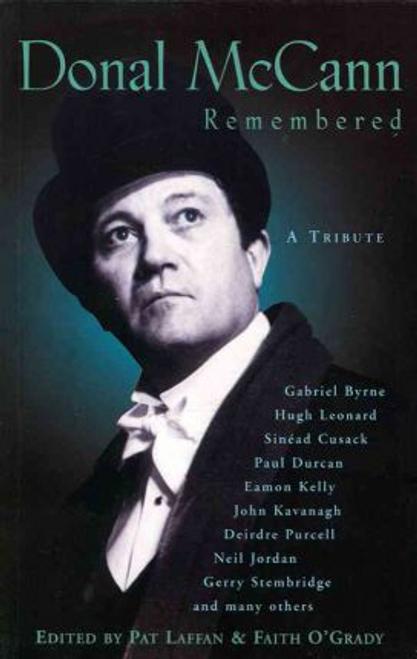 OGrady, Faith / Donal McCann Remembered (Large Paperback)