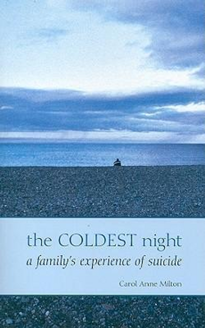 Milton, Carol Anne / The Coldest Night (Large Paperback)