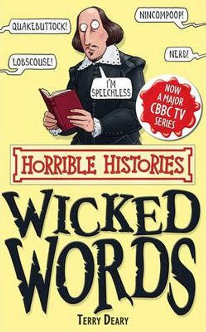 Deary, Terry / Wicked Words (Large Paperback)