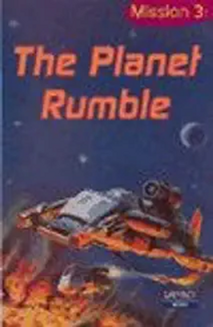 Russell, Andy / Mission 3: The Planet Rumble