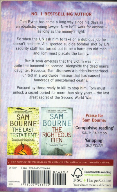 Bourne, Sam / The Final Reckoning