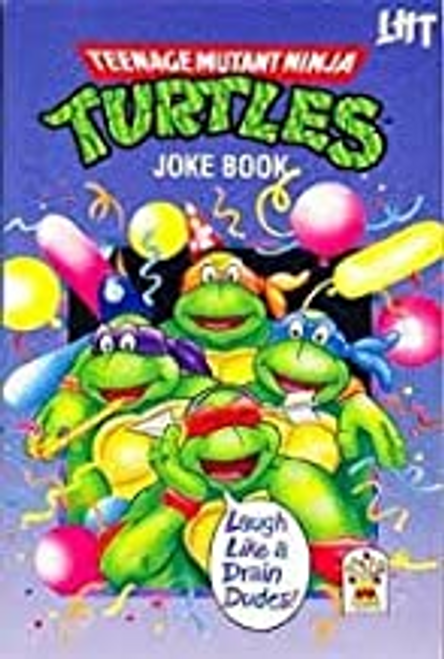 Eldin, Peter / Teenage Mutant Hero Turtles Joke Book