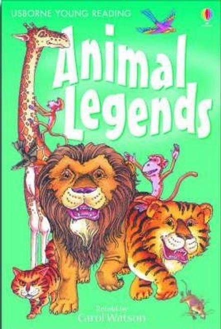 Watson, Carol / Animal Legends