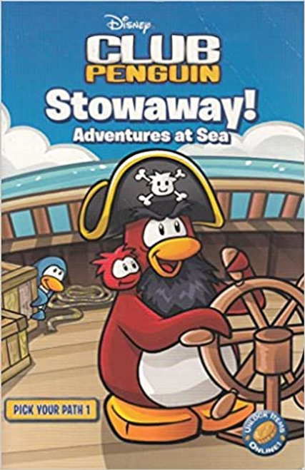 West, Tracey / Pick Your Path 1: Stowaway! Adventures at Sea