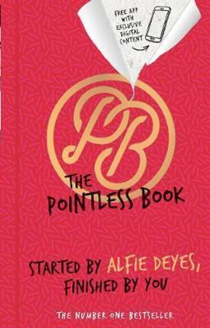 Deyes, Alfie / The Pointless Book (Large Paperback)