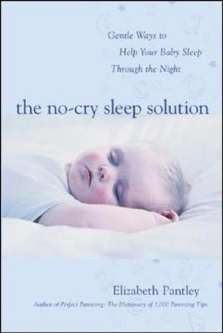 Pantley, Elizabeth / The No-Cry Sleep Solution  (Large Paperback)