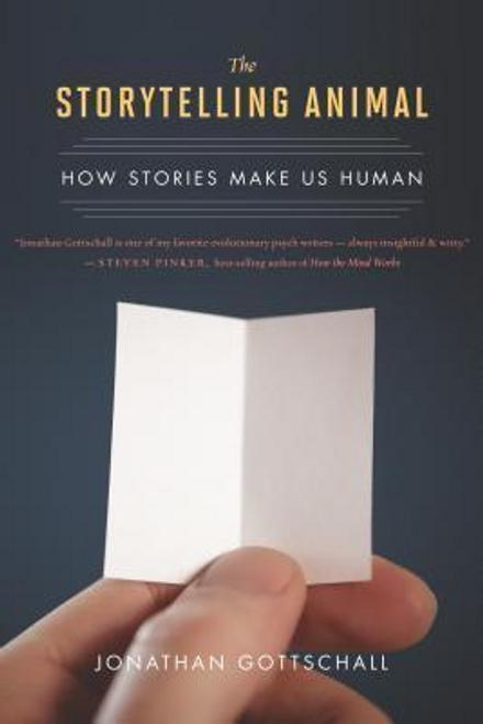 Gottschall, Jonathan / The Storytelling Animal (Large Paperback)
