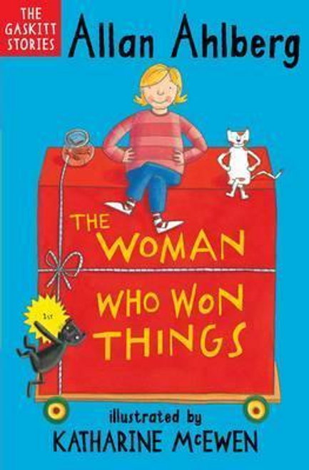 Ahlberg, Allan / The Woman Who Won Things
