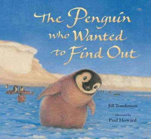 Tomlinson, Jill / The Penguin Who Wanted to Find out