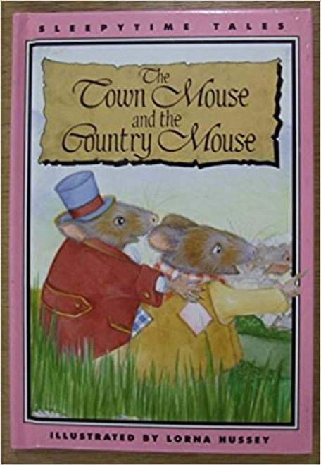 Hussey, Lorna / The Town Mouse