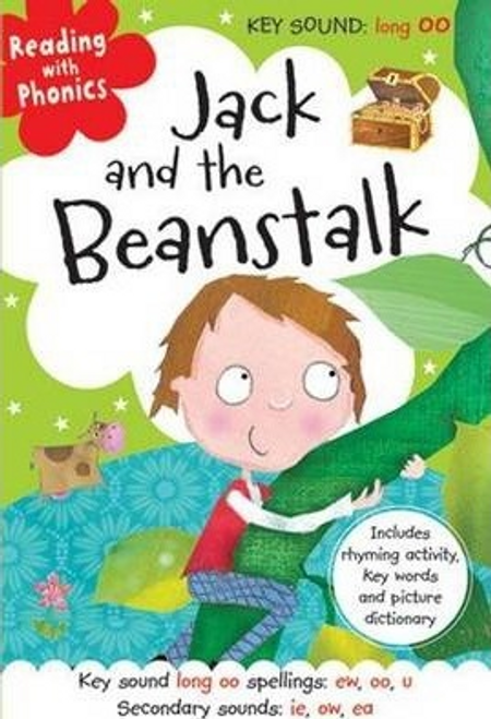 Page, Nick / Jack and the Beanstalk