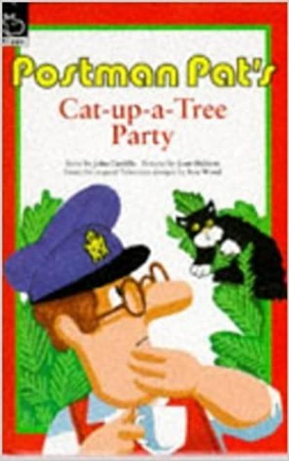 Cunliffe, John / Postman Pat's Cat-up-a-tree Party