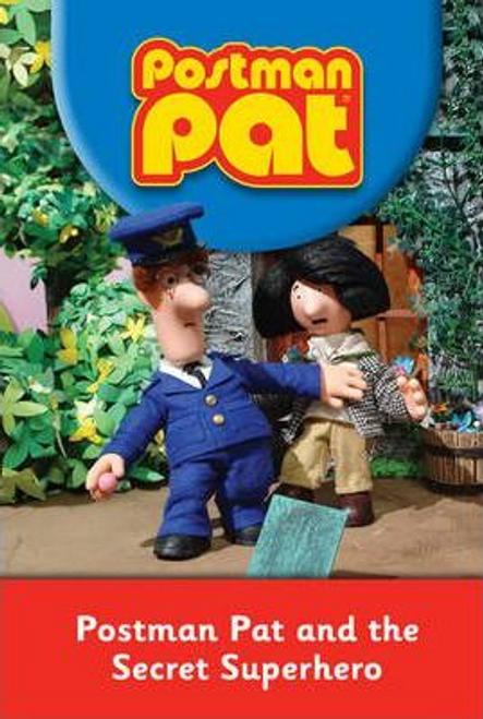 Postman Pat and the Secret Superhero