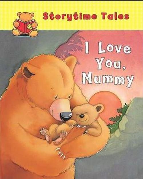 Harker, Jillian / I Love You, Mummy