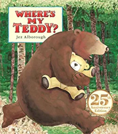 Alborough, Jez / Where's My Teddy?