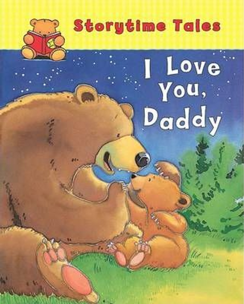 Harker, Jillian / I Love You Daddy