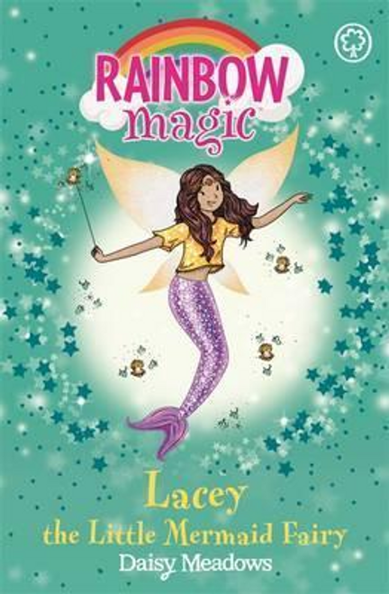 Meadows, Daisy / Lacey the Little Mermaid Fairy : The Fairytale Fairies Book 4