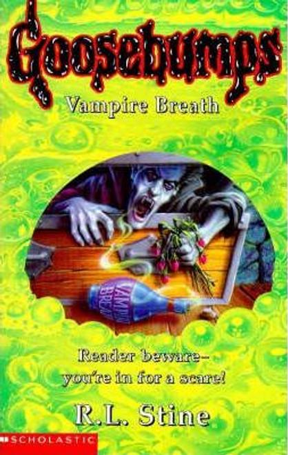 Stine, R. L. / Vampire Breath